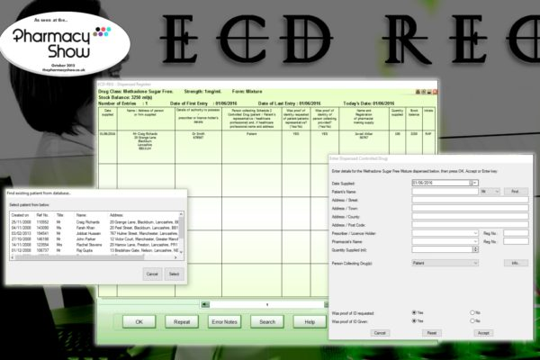pharmacy ecdr software free trial download