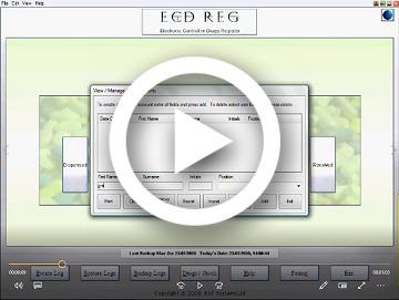 Pharmacy ECDR video tutorials