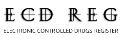 Pharmacy Electronic Controlled Drugs Register